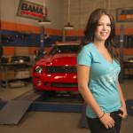 Nina 2007 Mustang GT