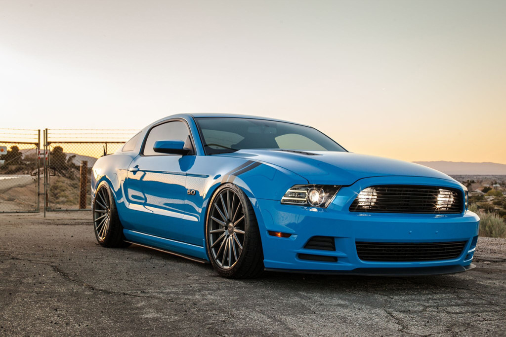 Supercharged 2013 Mustang GT