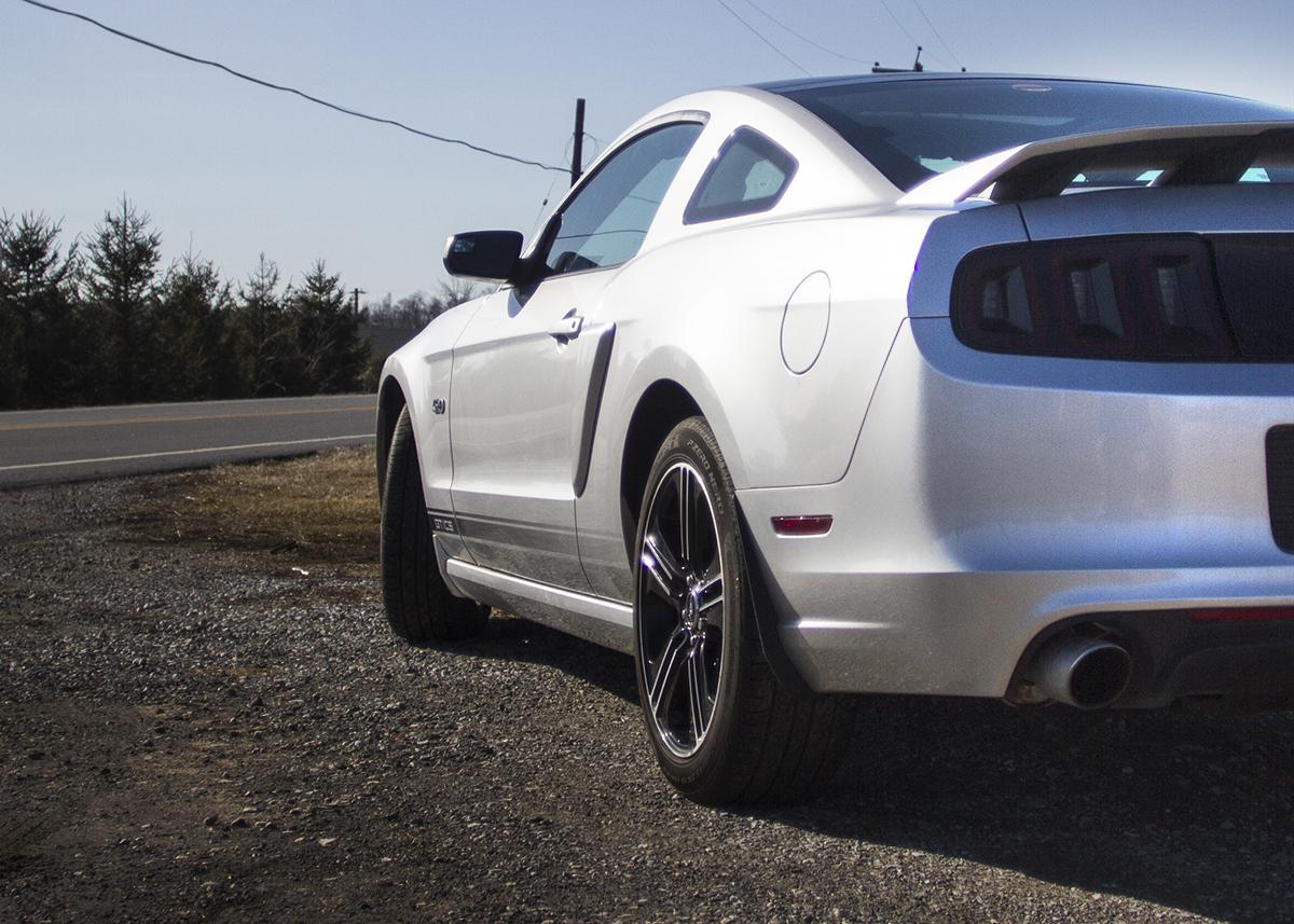 ... 2013 Mustang GT/CS
