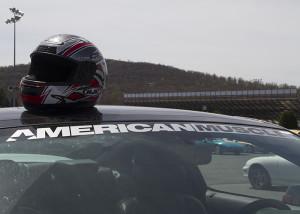 Mustang Autocross Helmet