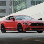 2015 Mustang GT Front 3/4
