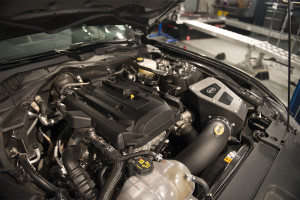 2015 EcoBoost Mustang Engine