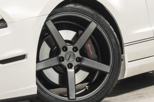 Track Pack Mustang Brembo Brakes