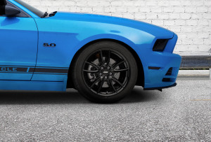 Track Pack MUstang Wheels