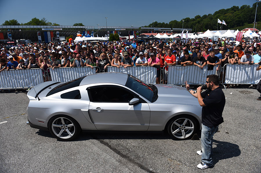 2015 Americanmuscle Mustang Show Am2015 8 15 2015