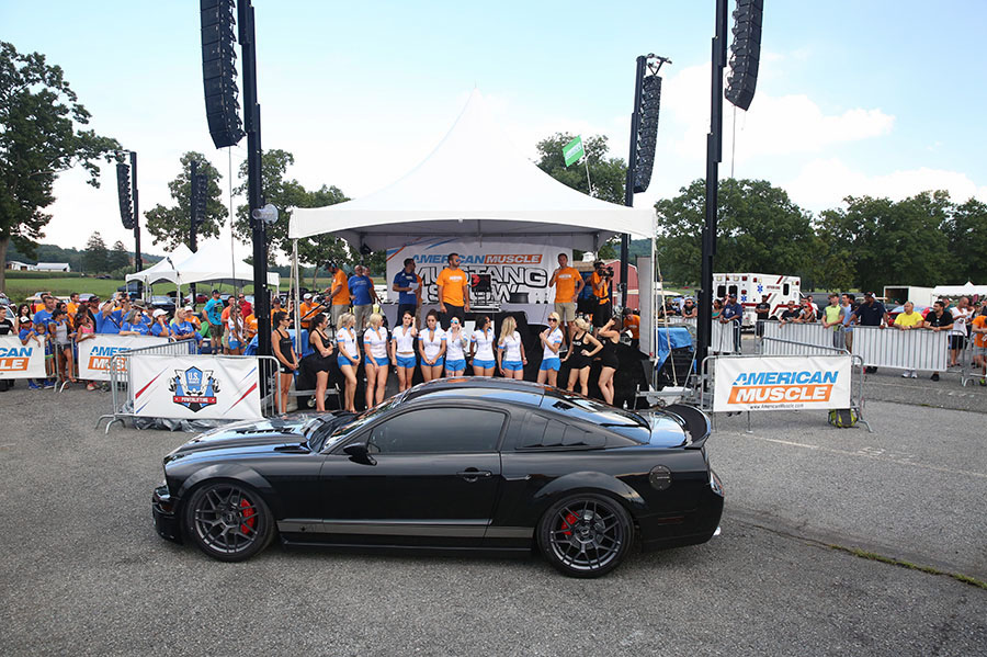 2016 AmericanMuscle Mustang Show #AM2016 - 8/13/2016