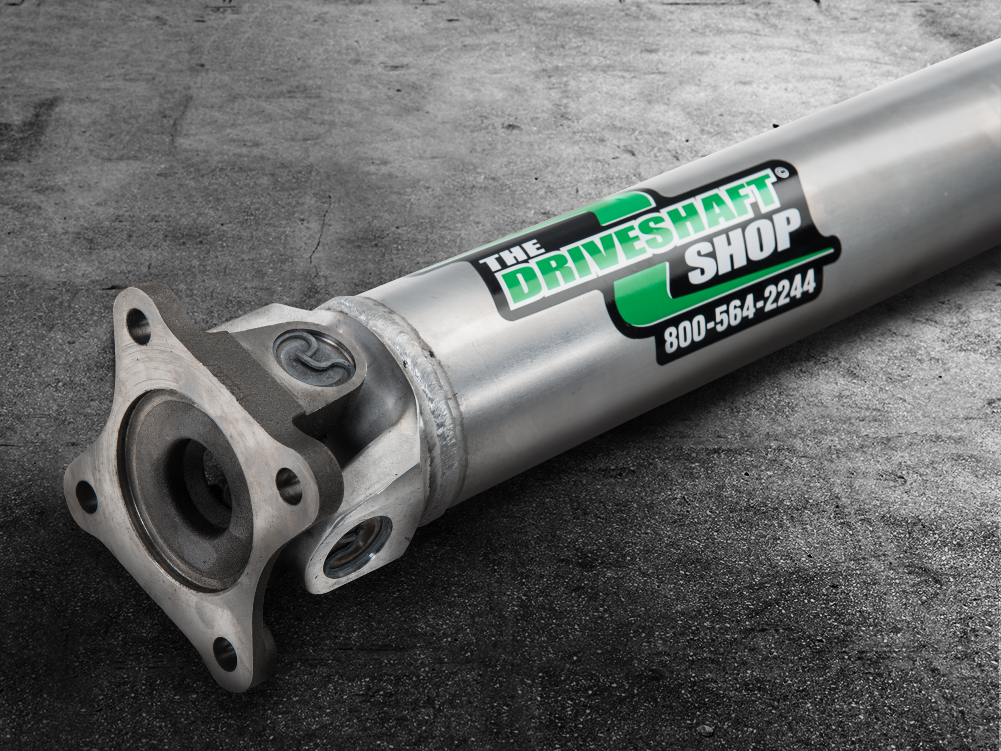 Switching To An Aftermarket Driveshaft Like The