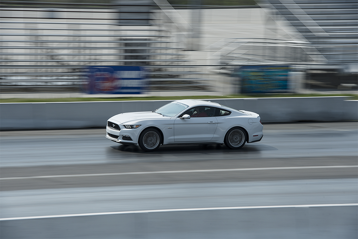 2017 Mustang Performance T